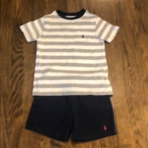 Polo outfit